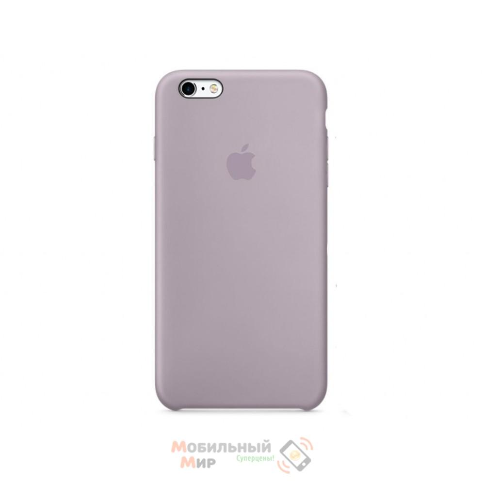Чехол силиконовый для iPhone 6 Plus/6s Plus Lavender (MLD02ZM/A)