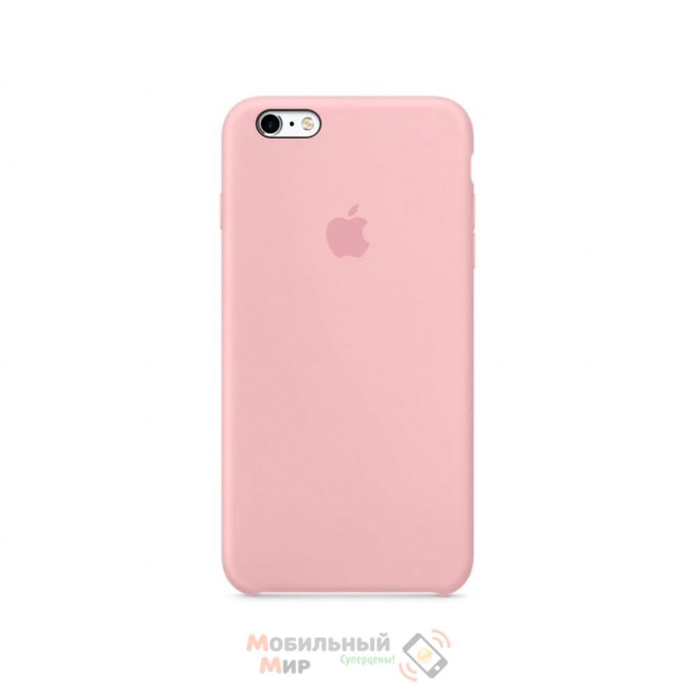 Чехол силиконовый для iPhone 6 Plus/6s Plus Pink (MLCY2ZM/A)