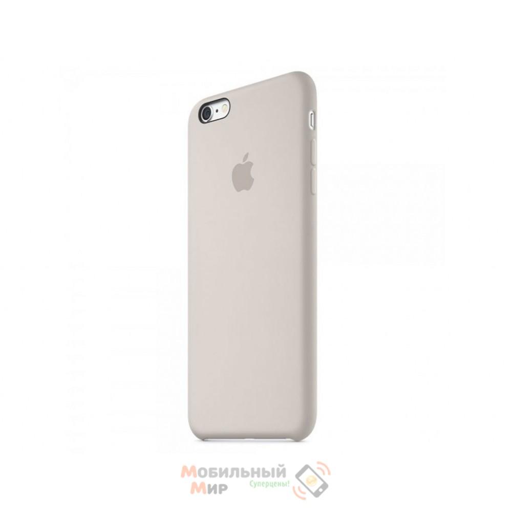 Чехол силиконовый для iPhone 6 Plus/6s Plus Stone (MKXN2ZM/A)