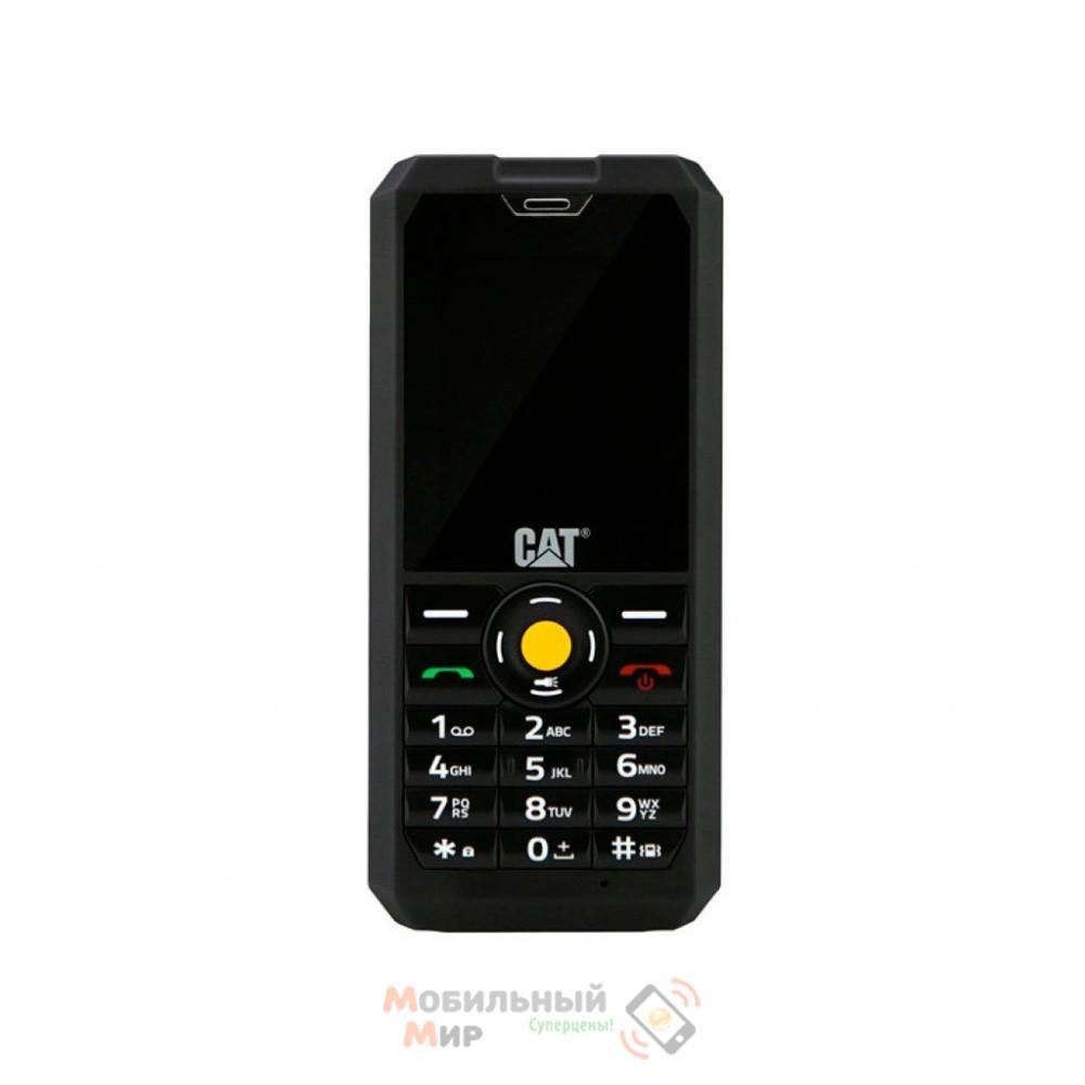 Мобильный телефон Caterpillar CAT B30 Dual Sim Black