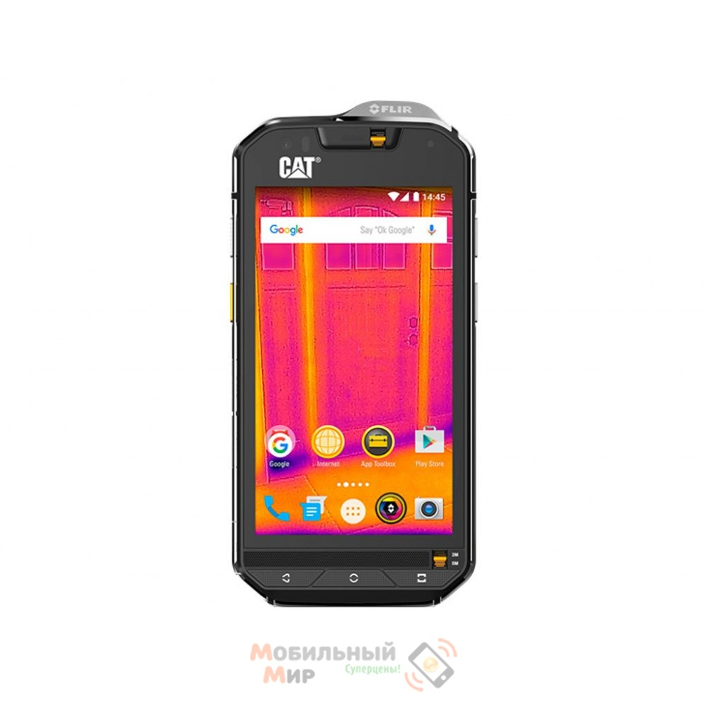 Мобильный телефон Caterpillar CAT S60 Dual Sim Black