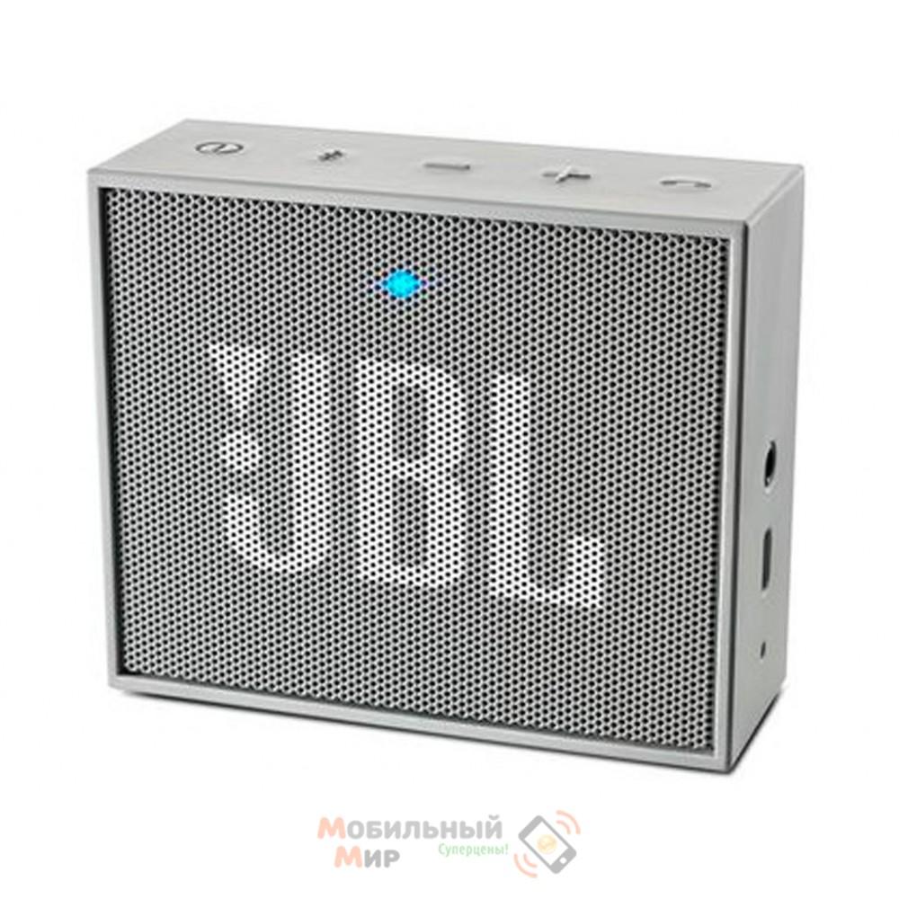 Портативная акустика JBL GO Gray (JBLGOGRAY)