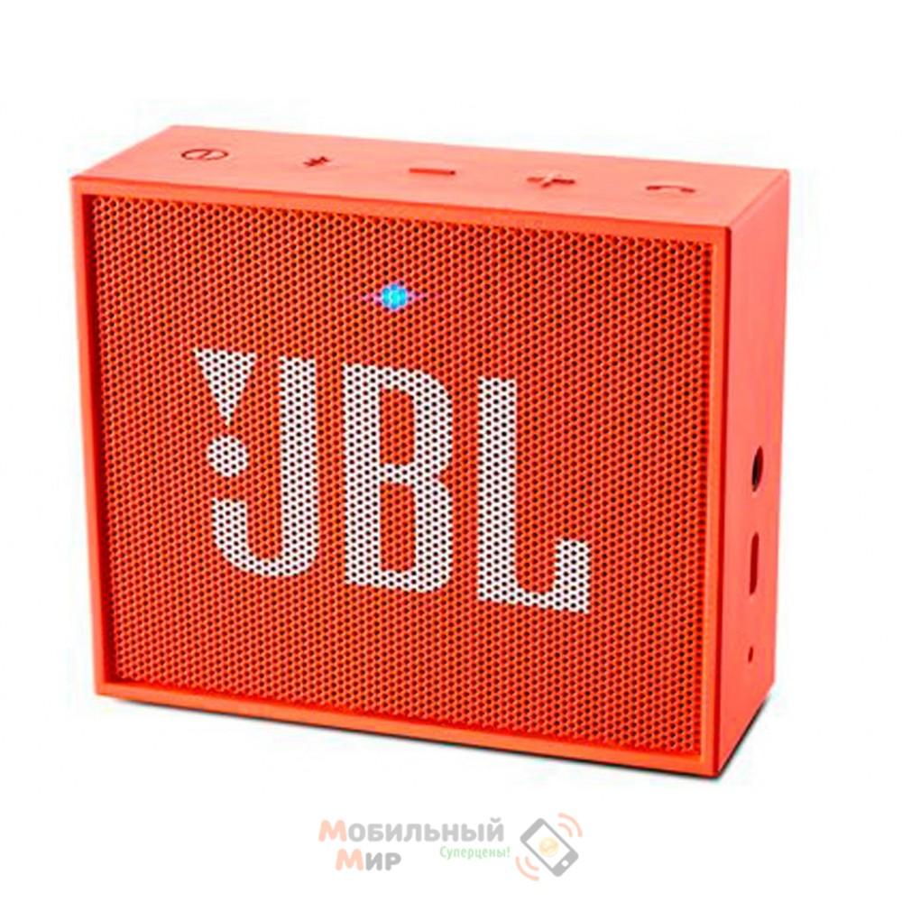 Портативная акустика JBL GO Orange (JBLGOORG)
