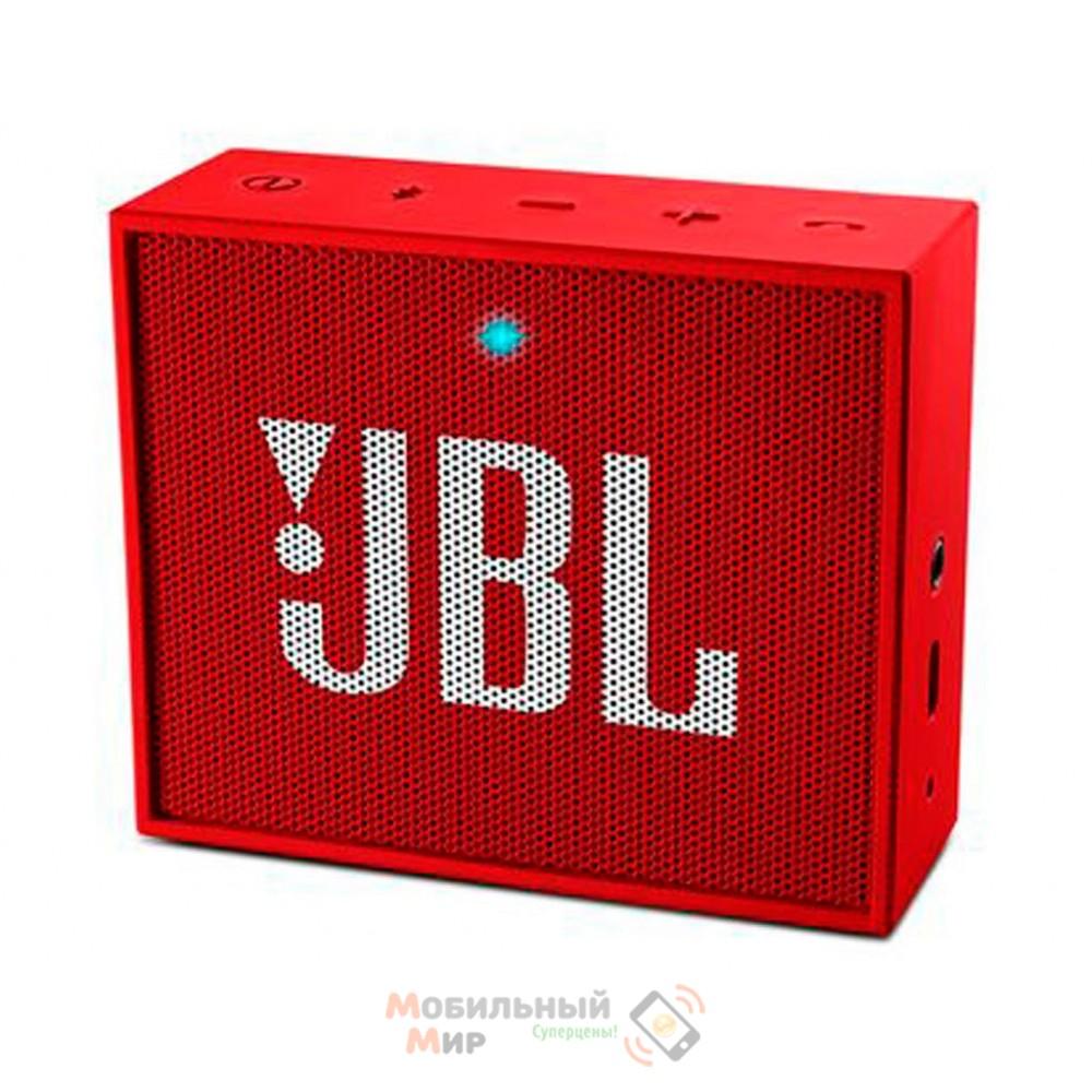 Портативная акустика JBL GO Red (JBLGORED)