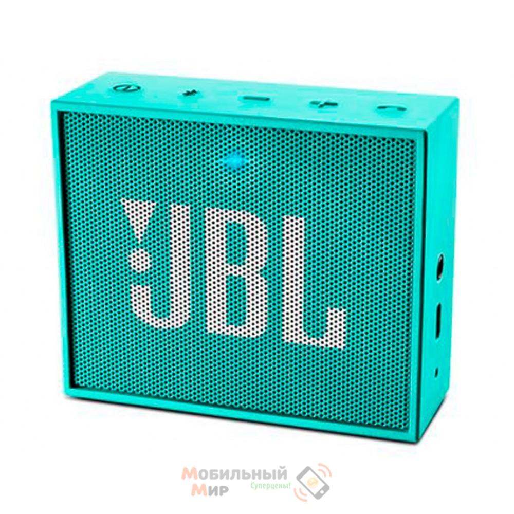 Портативная акустика JBL GO Teal (JBLGOTEAL)