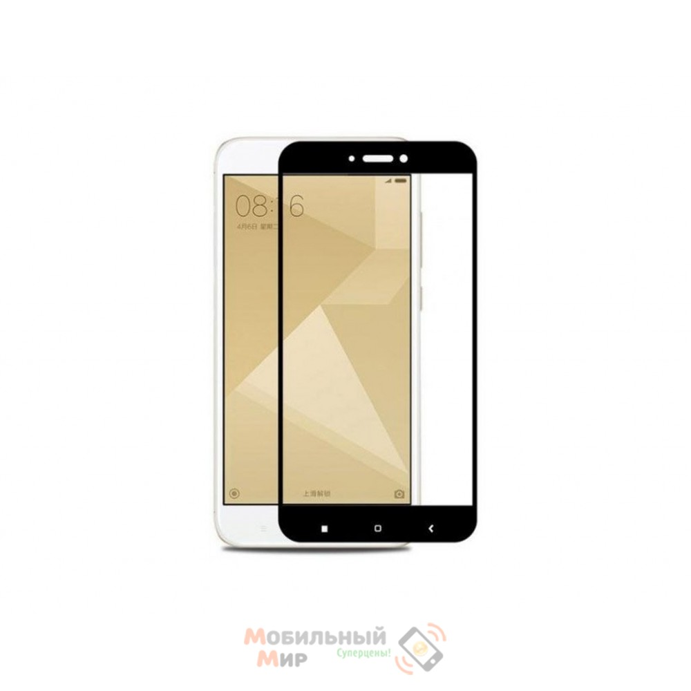 Защитное стекло Xiaomi Redmi Note 5 3D Black