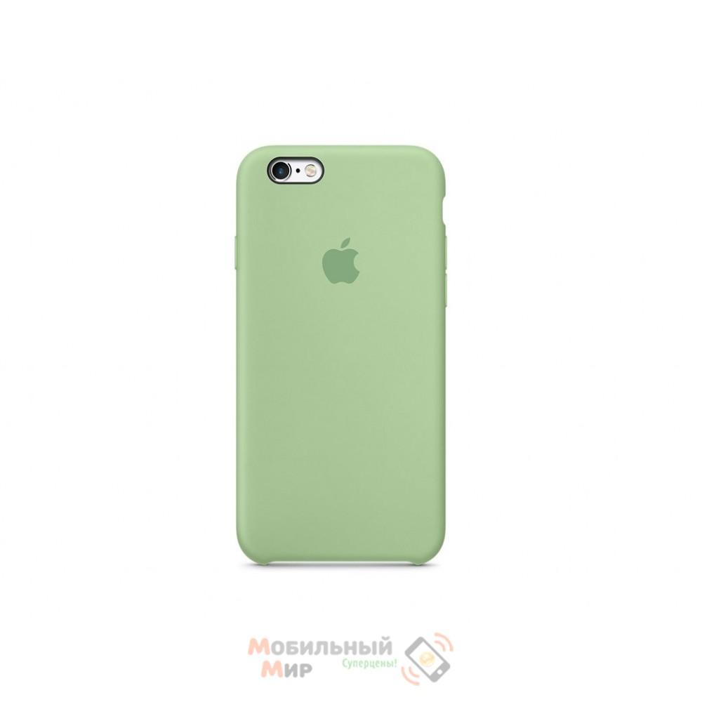 Силиконовая накладка iPhone 7 Plus Silicone Сase Mit