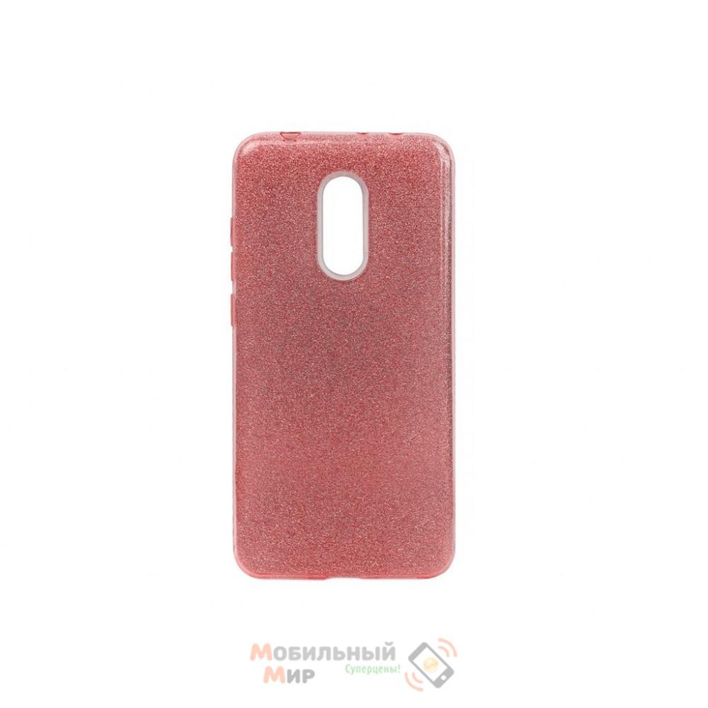Силиконовая накладка Shine Xiaomi Redmi 5 Plus Red