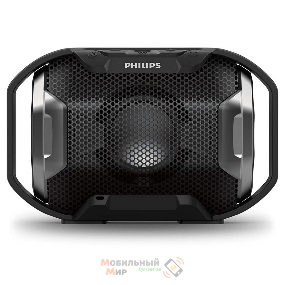 Портативная акустика Philips SB300B Black