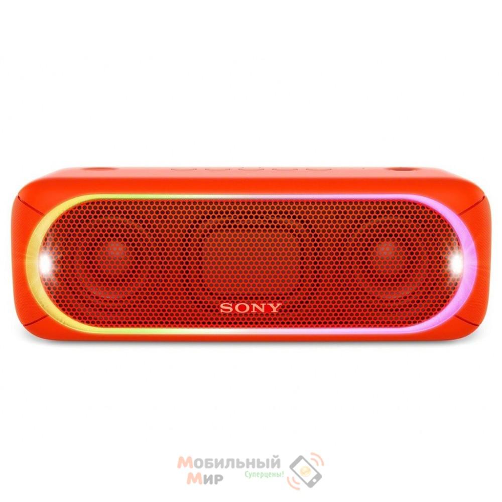 Портативная акустика Sony SRS-XB30R Red