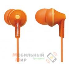Наушники Panasonic RP-HJE125E-D Orange