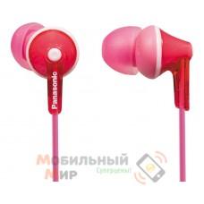 Наушники Panasonic RP-HJE125E-P Pink