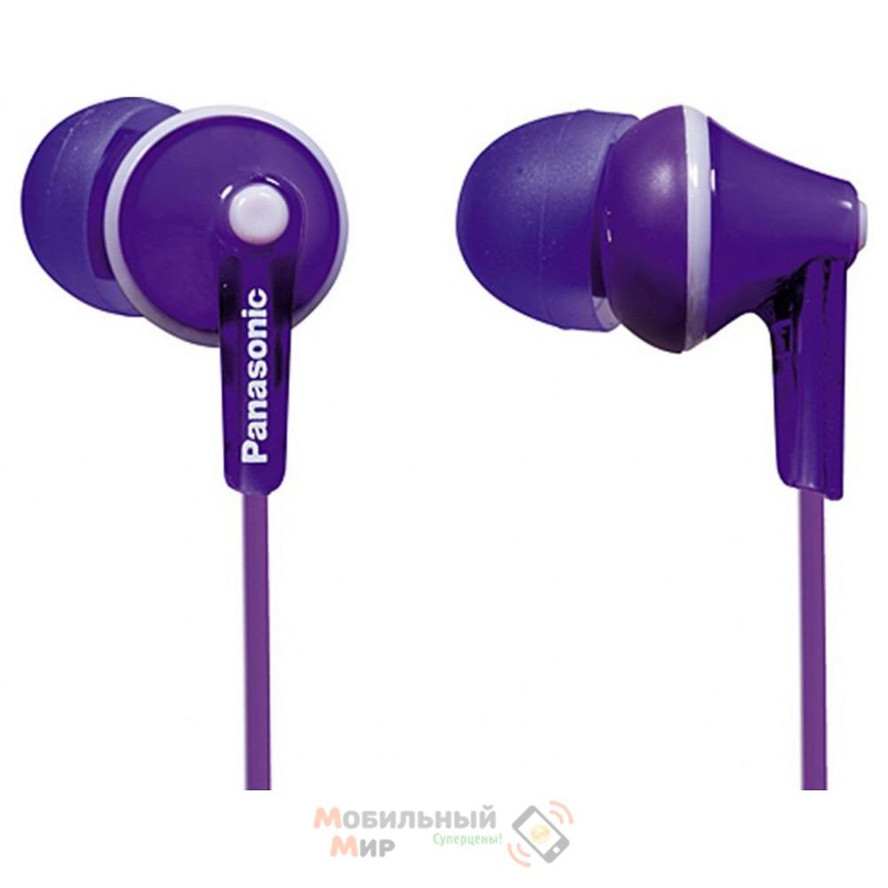 Наушники Panasonic RP-HJE125E-V Violet