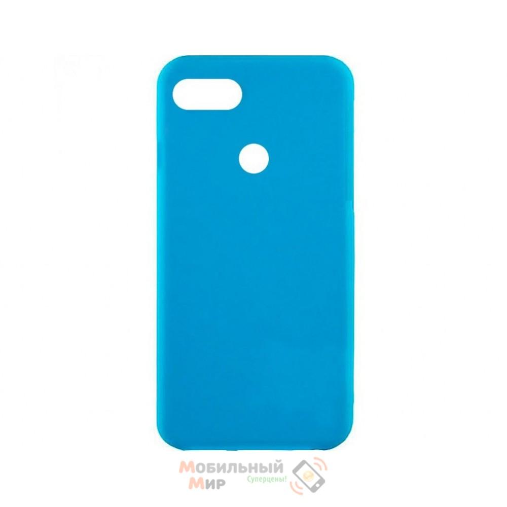 Силиконовая накладка iNavi Color Xiaomi Redmi 6 Blue