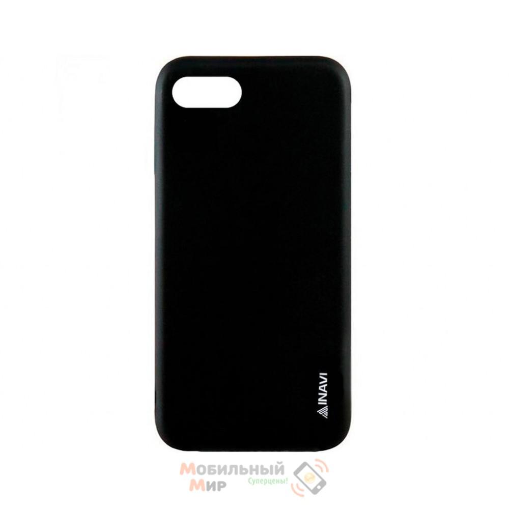 Силиконовая накладка iNavi Color Xiaomi Redmi 6A Black