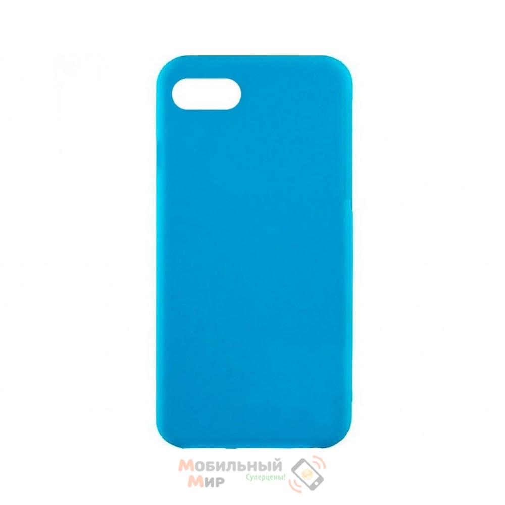 Силиконовая накладка iNavi Color Xiaomi Redmi 6A Blue