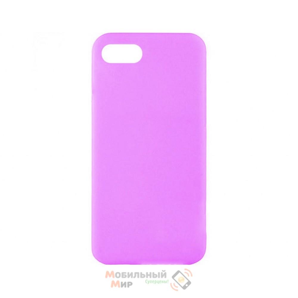 Силиконовая накладка iNavi Color Xiaomi Redmi 6A Purple