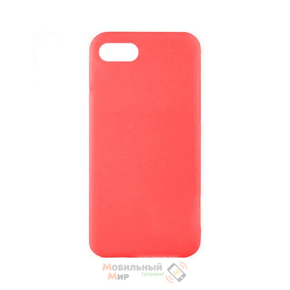 Силиконовая накладка iNavi Color Xiaomi Redmi 6A Red