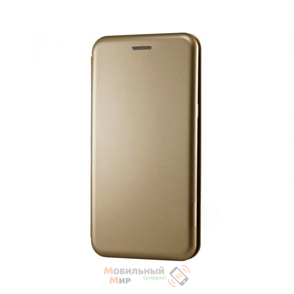Чехол-книжка iNavi Xiaomi Redmi 6A Gold