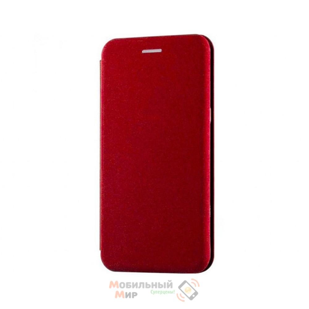 Чехол-книжка iNavi Xiaomi Redmi 6A Red