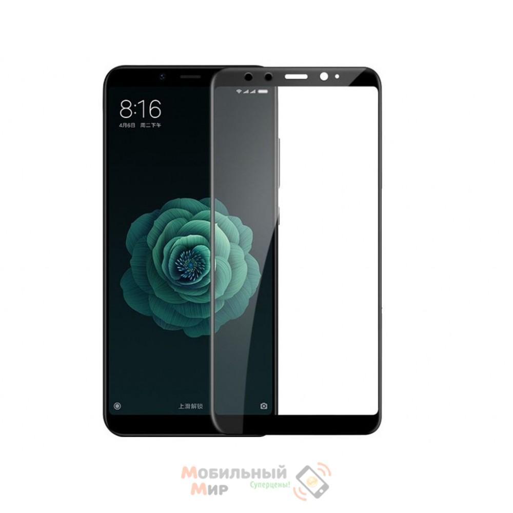Защитное стекло Xiaomi Mi A2 5D Black