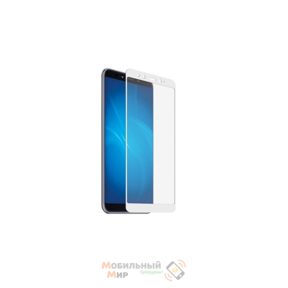Защитное стекло Xiaomi Mi A2 5D White