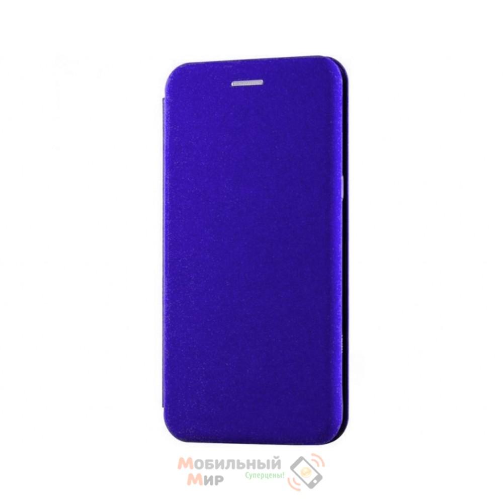 Чехол-книжка iNavi Huawei Y5 (2018) Blue