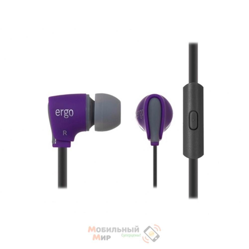 Наушники ERGO VM-110 Purple