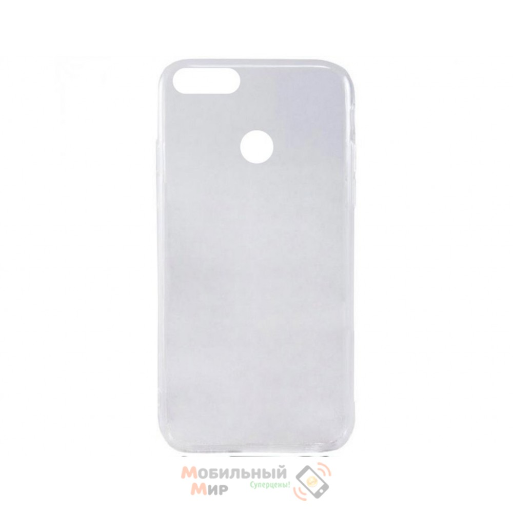 Силиконовая накладка Inavi Simple Color для Xiaomi Redmi Mi 5X/ Mi A1 Transparent