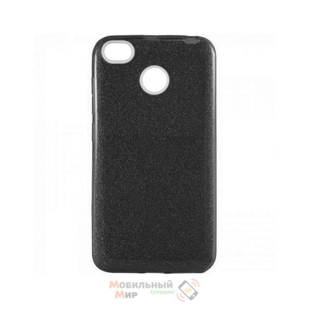 Силиконовая накладка Shine для Huawei P Smart Black