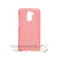 Силиконовая накладка Shine для Huawei Y7 Prime 2018 Red