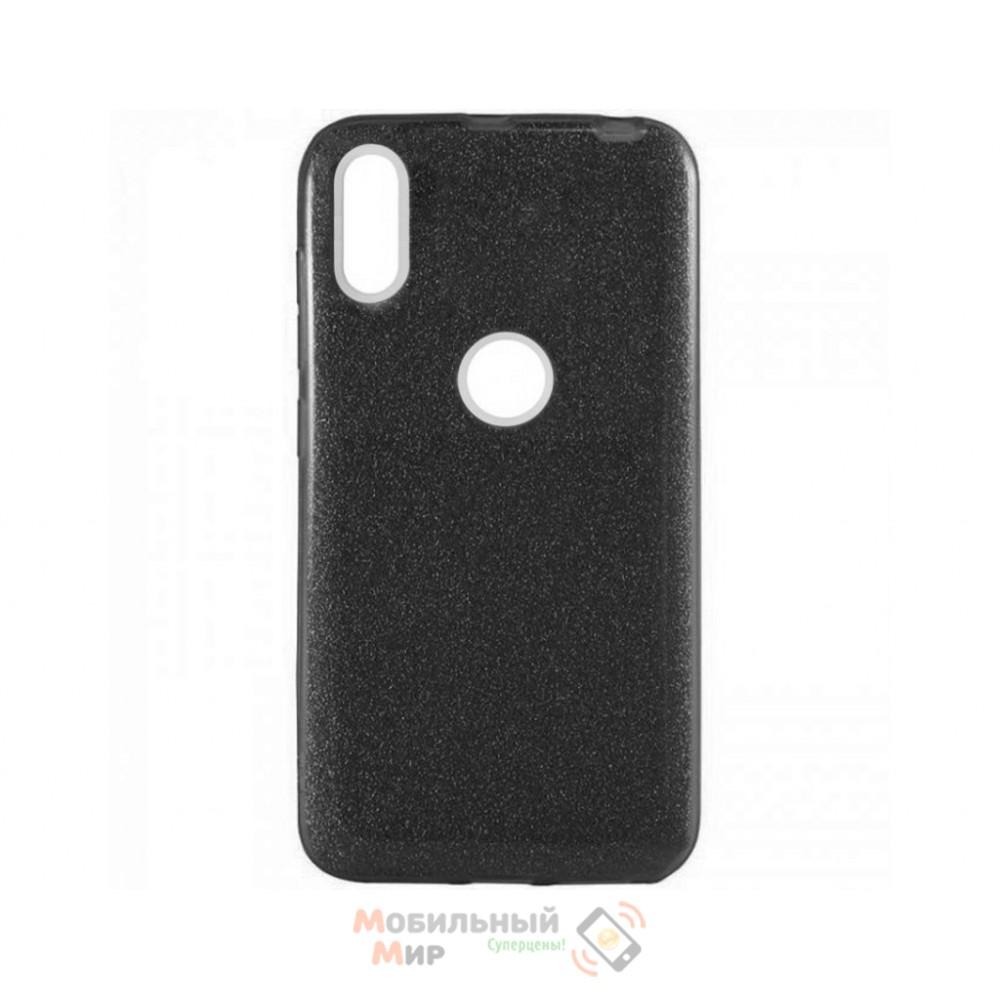 Силиконовая накладка Shine для Xiaomi Redmi Note 5/ Note 5 Pro Black