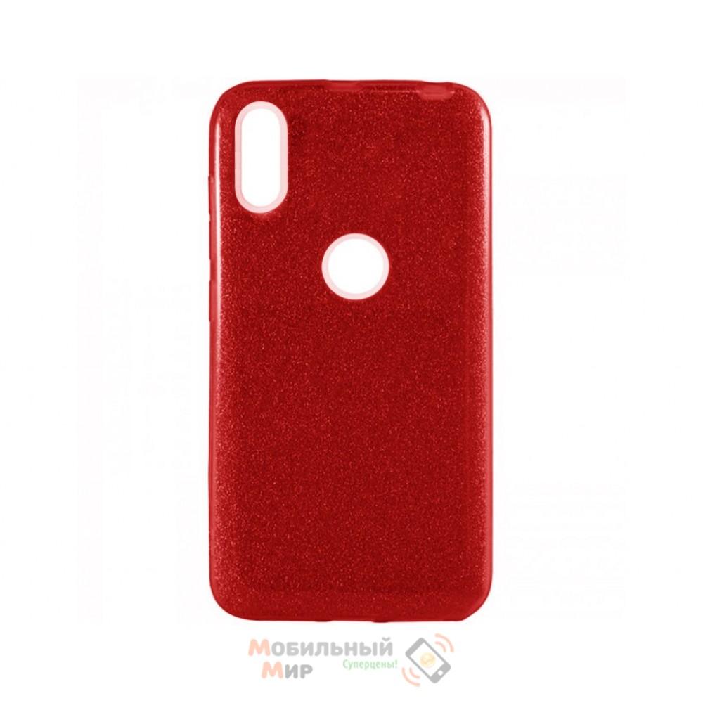 Силиконовая накладка Shine для Xiaomi Redmi Note 5/ Note 5 Pro Red