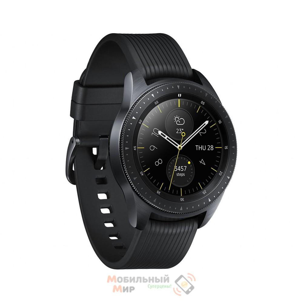 Смарт-часы Samsung SM-R810 Galaxy Watch 42mm (SM-R810NZKA) Midnight Black