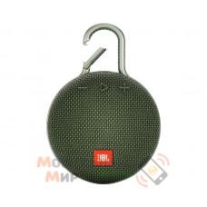 Портативная акустика JBL Clip 3 Green (JBLCLIP3GRN)