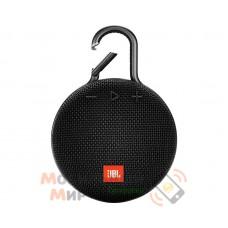Портативная акустика JBL Clip 3 Black (JBLCLIP3BLK)