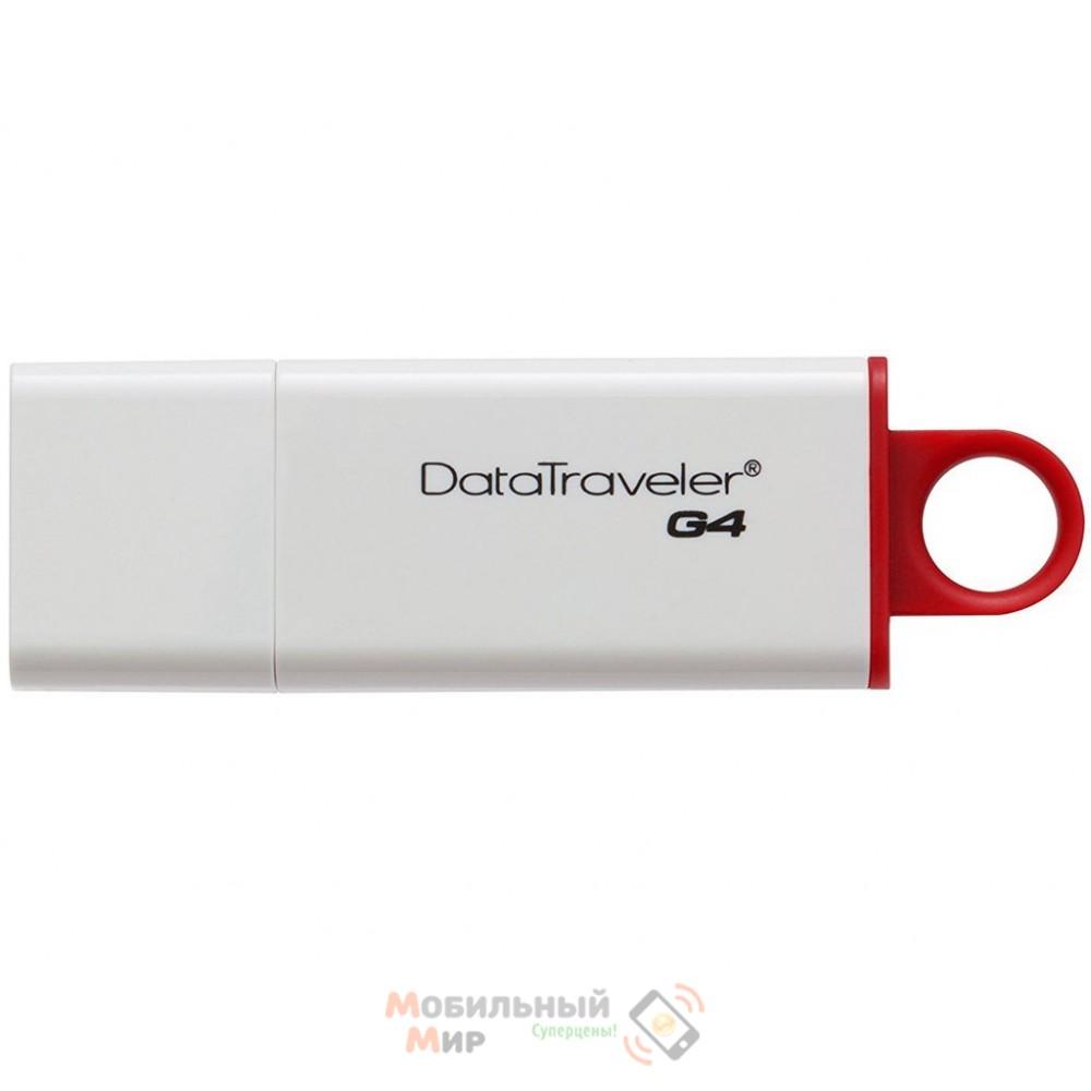 USB Flash Kingston DataTraveler DTIG4 32GB USB 3.0 Red (DTIG4/32GB)