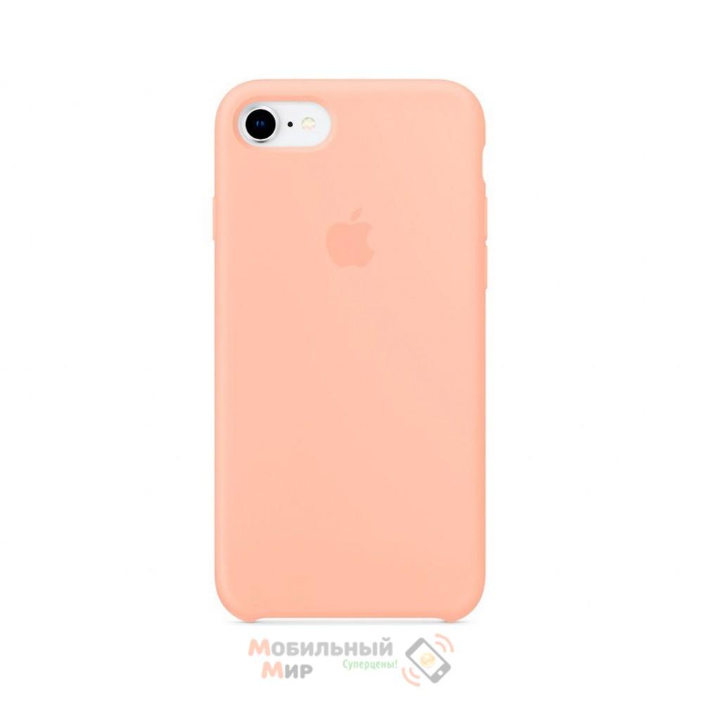 Силиконовая накладка для Apple iPhone 7/8 Silicone Case Flamingo
