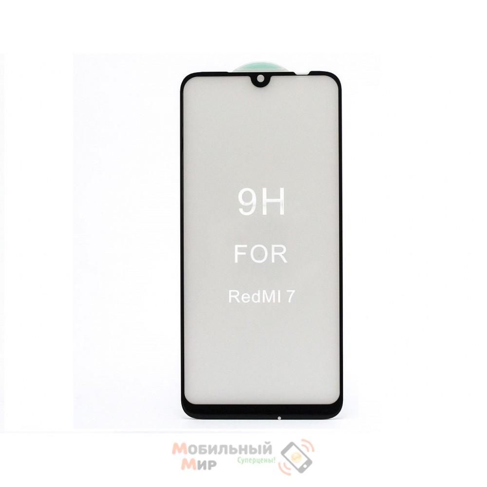 Защитное стекло Full Glue для Xiaomi Redmi 6A 5D Black