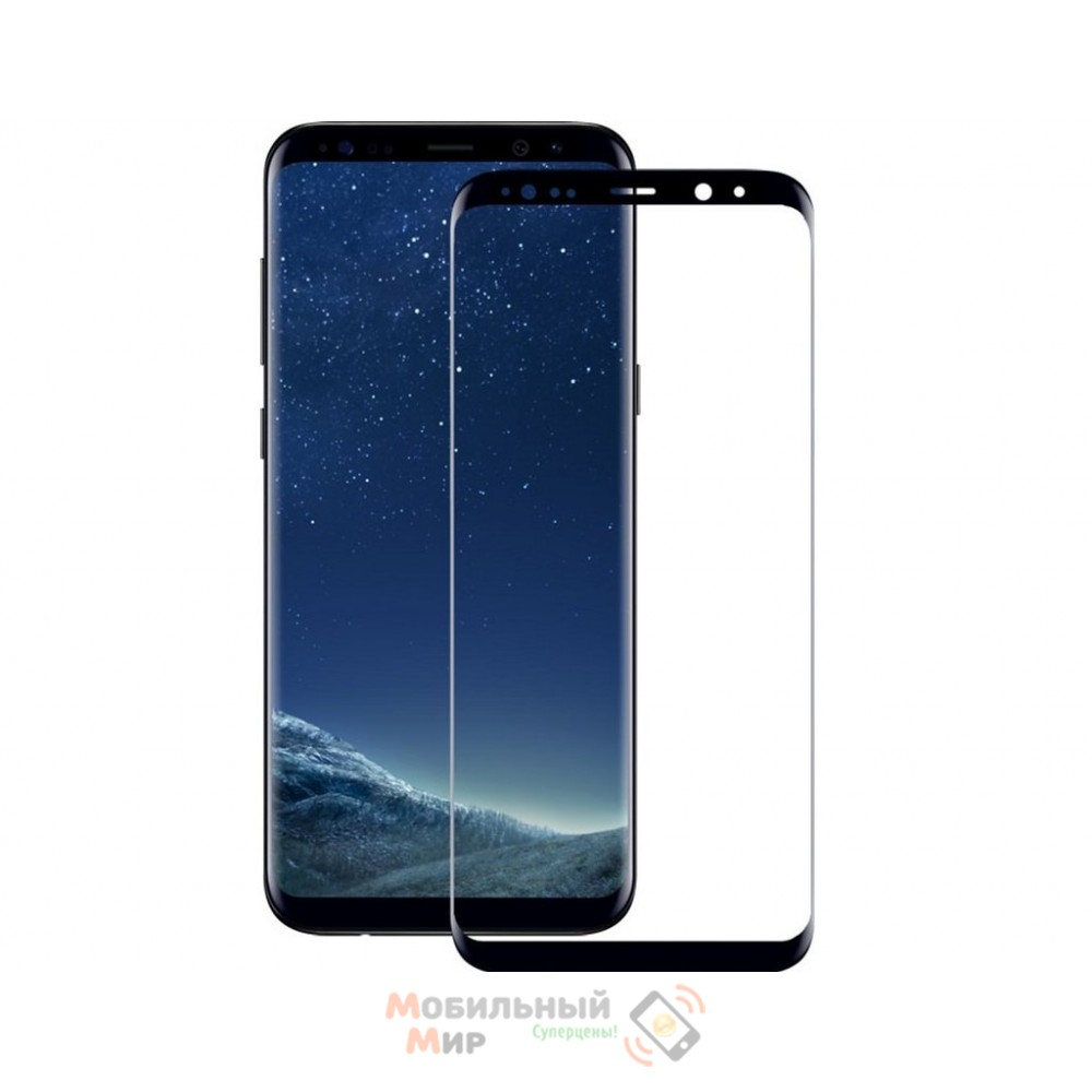Защитное стекло Samsung S8 Plus G955F 5D Black