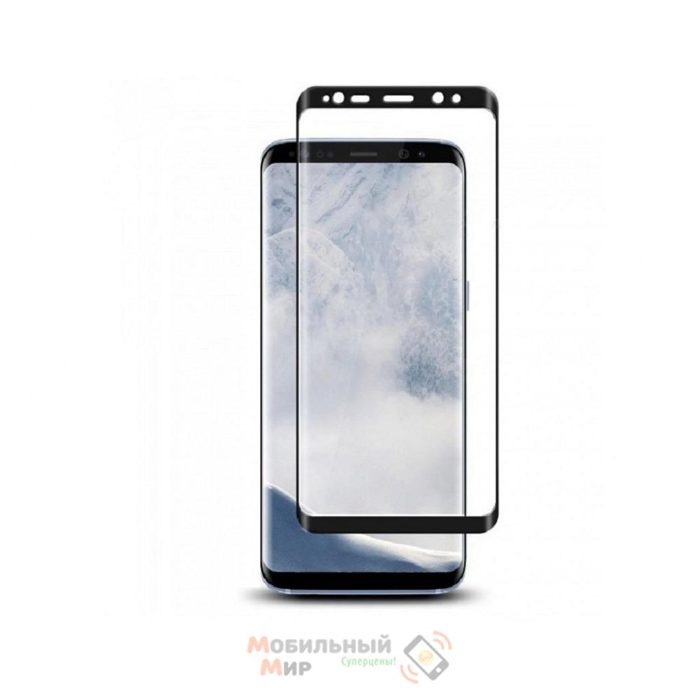 Защитное стекло Samsung S9 G960F 5D Black