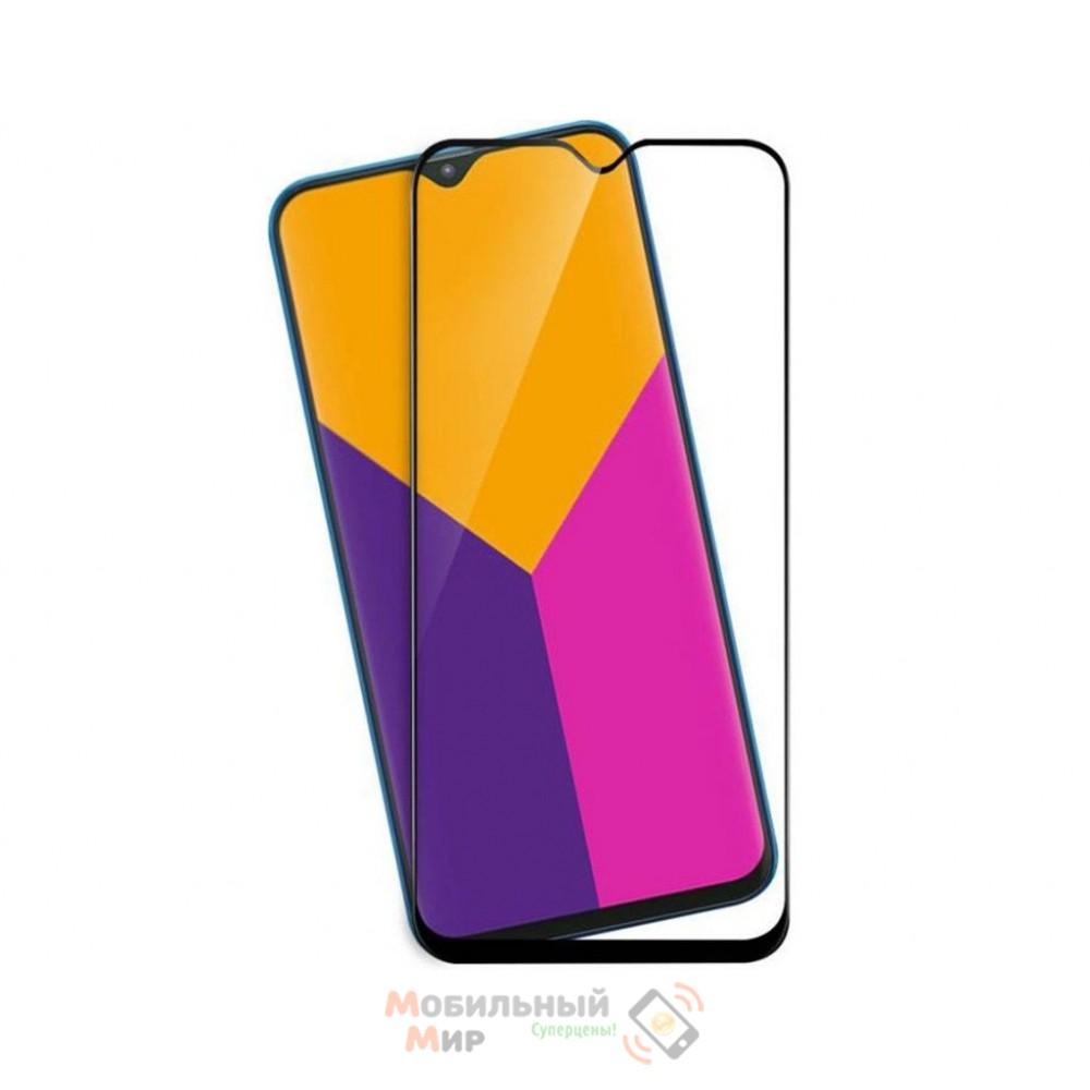 Защитное стекло Samsung M30/M50 5D Black