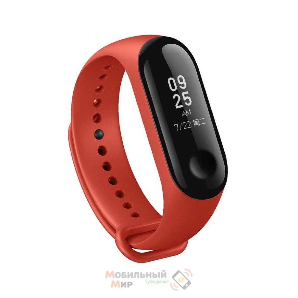 Ремешок для фитнес-браслета Xiaomi Mi Band 3 Orange