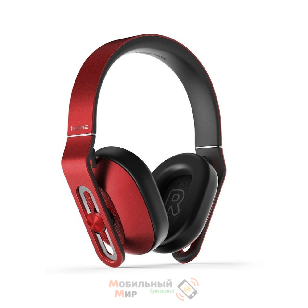 Наушники 1MORE Over Ear Headphones Red