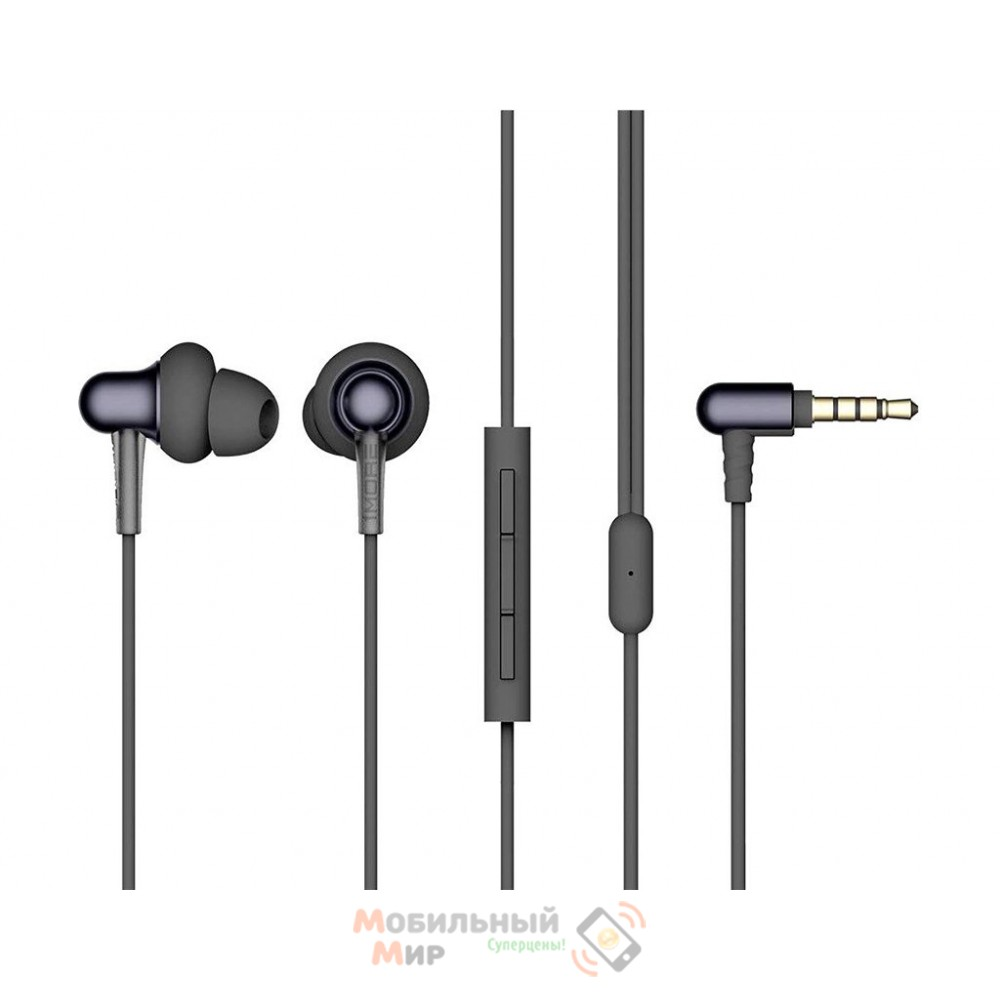 Наушники 1MORE Stylish In-Ear headphones (E1025) Black