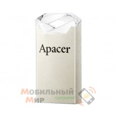 Флеш-память USB Apacer AH111 32GB Crystal (AP32GAH111CR-1)