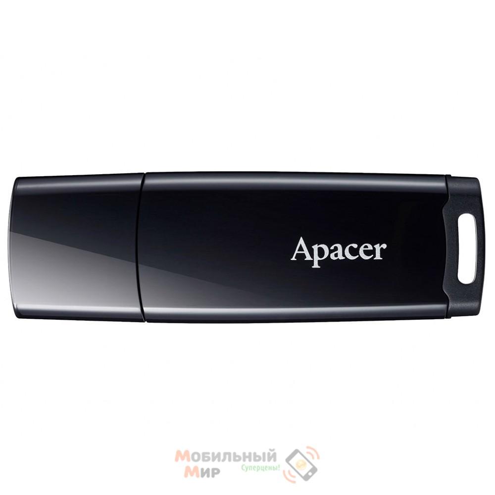 Флеш-память USB Apacer AH336 32GB Black (AP32GAH336B-1)
