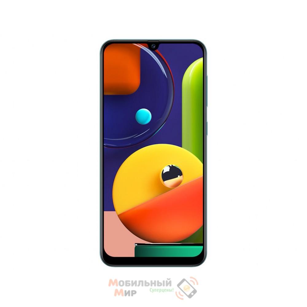 Samsung Galaxy A50s 2019 A507F 6/128GB (SM-A507FN) Prism Crush Green EU