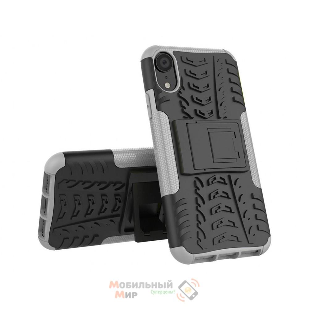 Накладка Armor Case для iPhone XR Grey