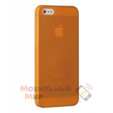 Чехол Ozaki O!coat 0.3 Jelly iPhone 5/5S Orange (OC533OG)